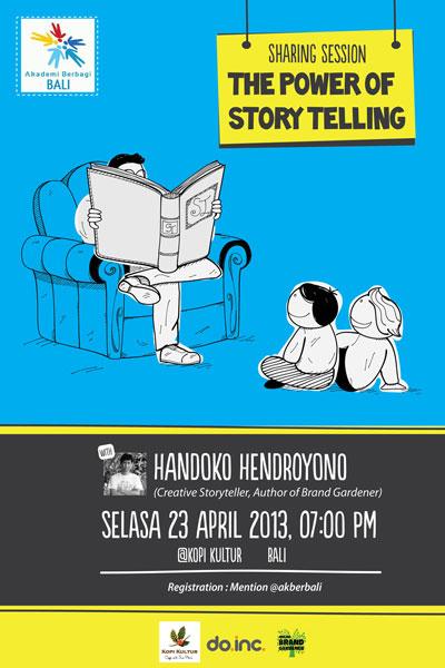 #12 Storytelling