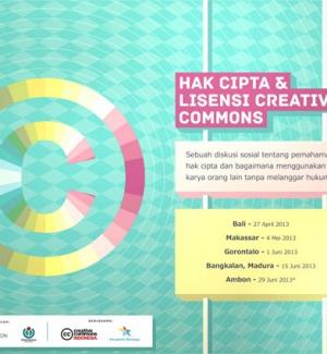 #13 Hak Cipta & Lisensi Creative Commons