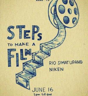 Dari Kelas #15; Step to Making A Film